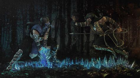Scorpion Vs Sub Zero Final By Mgorbea On Deviantart