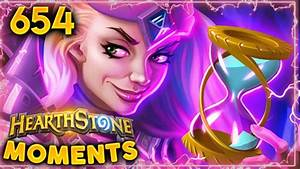 WTF?? This Has Gone TOO FAR!! | Hearthstone Daily Moments ...