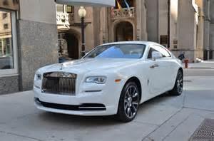 2017 Rolls-Royce Silver Wraith