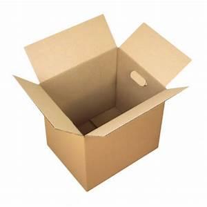 Carton De Déménagement Gratuit : carton d m nagement livre poign es 35x27 5x33cm ~ Premium-room.com Idées de Décoration