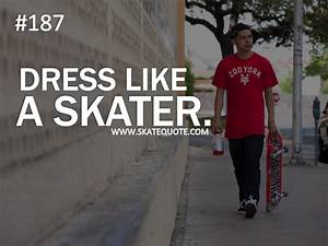 Skateboarding Quotes Wallpaper. QuotesGram