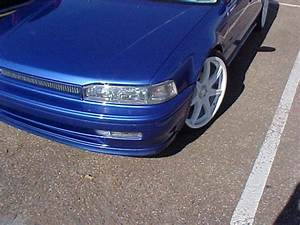 Another H22acclude 1991 Honda Accord Post   855331 By