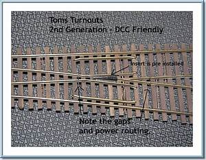Tom U0026 39 S Turnouts  U0026 Trackwork