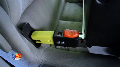 fixation siege auto isofix sièges auto isofix décryptage