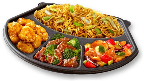 cuisine express panda express introduces three item 39 paw plate 39 to select