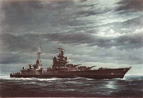 Uss Indianapolis Sinking by The Uss Indianapolis 30 June 1945 Werewolves On The Moon