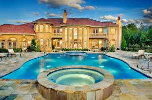 harmonious swimming pool in the house amazing mansions with pools in luxury looks fascinating