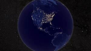 GMS: Earth At Night