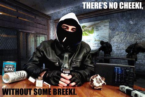 S T A L K E R Memes - s t a l k e r bandit cheeki breeki by drjorus on deviantart