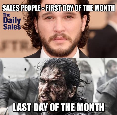 last day of the month sales quotes