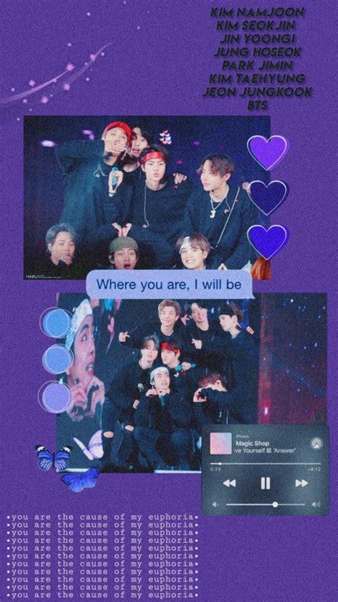 purple aesthetic wallpaper jimin jimin aesthetic purple