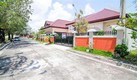 real estate iloilo city bungalow type house  sale  gated subdivision