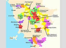Chianti Classico wine – Chianti Classico the area Visit
