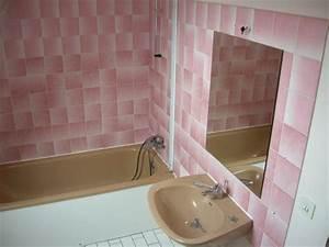 Rénovation Salle De Bain Avant Après : exemple de r novation de salle de bain am lioration ~ Dallasstarsshop.com Idées de Décoration