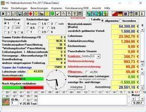 Lohnsteuer 2017 Berechnen : lohnsteuertabelle download computer bild ~ Themetempest.com Abrechnung