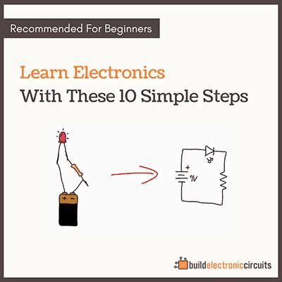 The Simple Guide Learning Electronics For Beginners