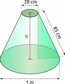 Höhe Eines Kegels Berechnen : aufgabenfuchs pyramiden und kegelstumpf ~ Themetempest.com Abrechnung
