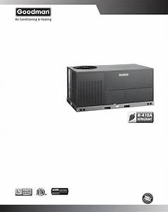 Goodman Mfg Air Conditioner Ss