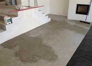 Vyrovnání podlahy samonivelační stěrkou cena