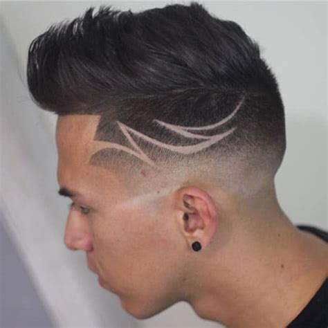 designs in hair 21 shape up haircut styles