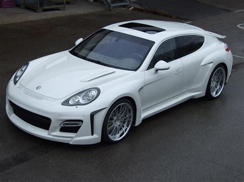 Fab Panamera Combines Coupelike Vision And Enormous Output