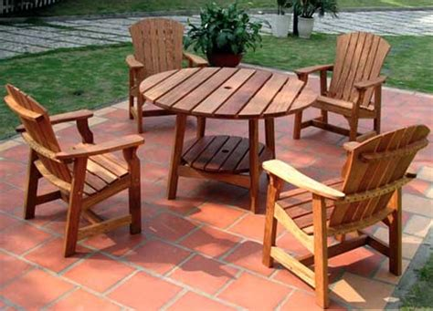 best material for outdoor patio furniture