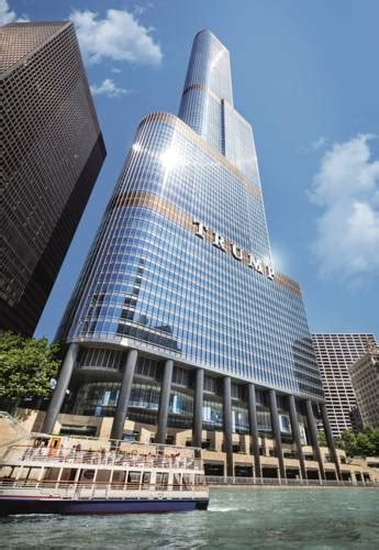 trump international hotel tower chicago review united