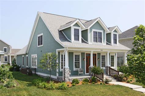 Contemporary Cape Cod Home Plans