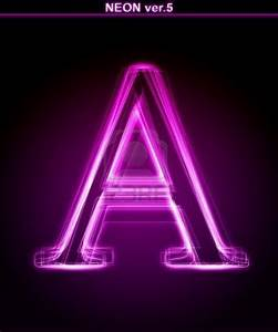 301 moved permanently With neon letter a