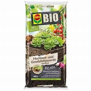 Bio Folie Für Hochbeet : compo bio hochbeet u gew chshauserde 40 liter ~ A.2002-acura-tl-radio.info Haus und Dekorationen