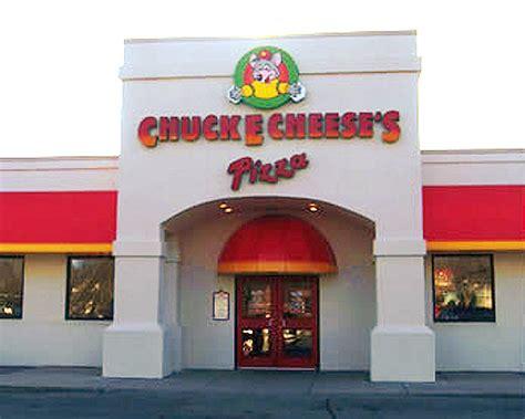 Chuck E. Cheese's - Wikipedia