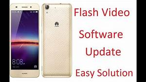 How To Flash Huawei Y541