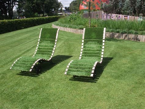 chaises confortables deck chair grass relax free photo on pixabay