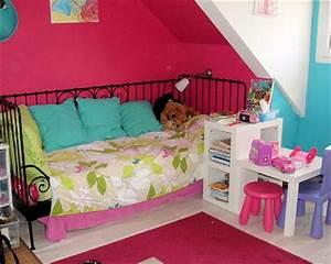 Chambre De Fille De 10 Ans : decoration de chambre pour fille de 10 ans visuel 7 ~ Farleysfitness.com Idées de Décoration
