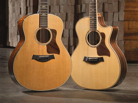 Why You Should Choose a Taylor Acoustic Guitar? - Revolved: