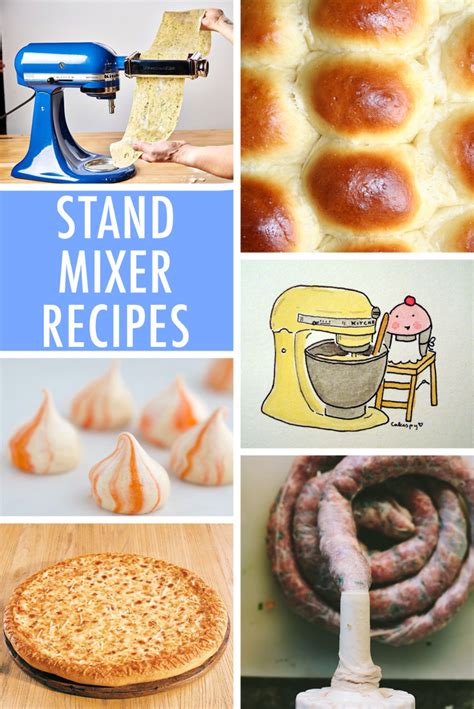mixer recipes stand kitchen aid craftsy kitchenaid savory sweet bread food these meal recipe cake most awesome