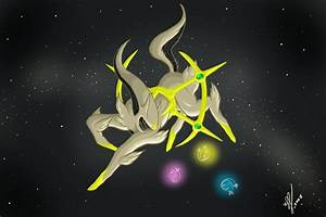 Pokemon Arceus Wallpaper - WallpaperSafari