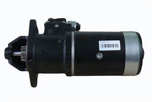 Late Model Replacement Starter Motor 1952