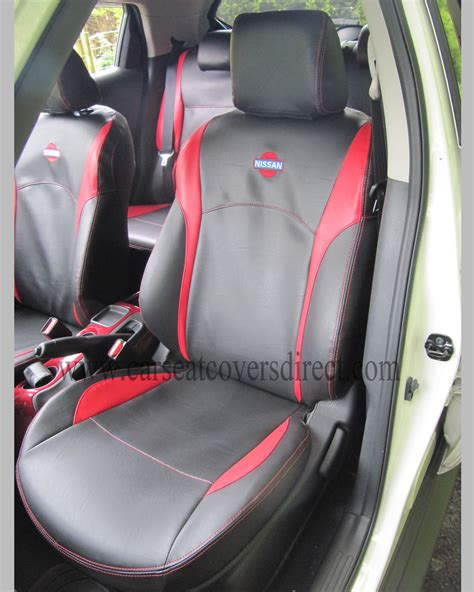 nissan juke black seat covers