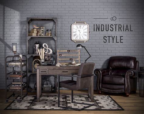 bureau vintage industriel how to gear up for an industrial interior living
