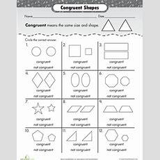 Shape Basics Congruent Shapes