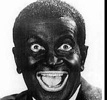 Image result for black face images