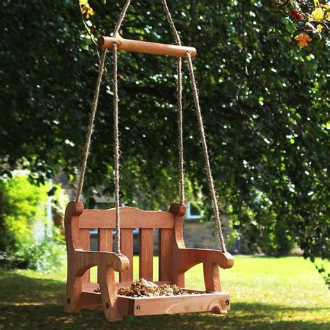 buy bird feeder swing seat the worm that turned