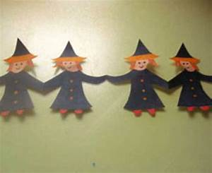 Basteln Halloween Mit Kindern : basteln mit kindern kostenlose bastelvorlage halloween halloween hexen girlande ~ Yasmunasinghe.com Haus und Dekorationen
