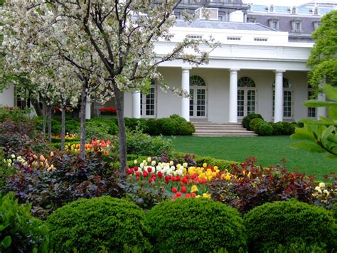 White House Announces 2011 Spring Garden Tours