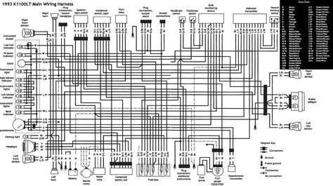 bike wiring diagrams