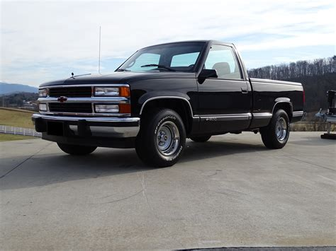 how to work on cars 1996 chevrolet g series 2500 engine control 1996 chevrolet silverado gaa classic cars