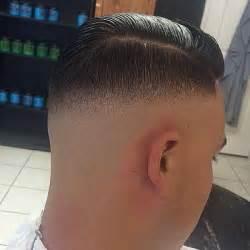 Bald Fade Haircut Men