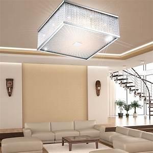 Beleuchtung Dunkle Räume : verchromte deckenleuchte inklusive halogen leuchtmittel ~ Michelbontemps.com Haus und Dekorationen