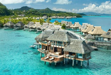 The History Of Tropical Overwater Bungalows